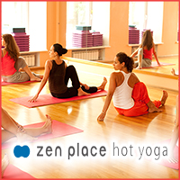 zen place hot yoga